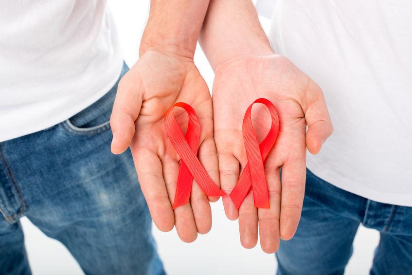 HIV testing clinic